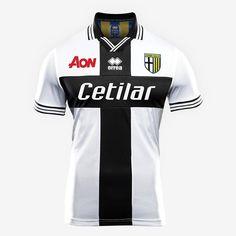 Parma Calcio Erreà Home Kit Ha sido presentada la nueva camiseta local del  Parma ea6a274f938a7