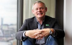 Martin Clunes: 'It doesn't sound promising, a show about a cranky doctor' Martin Clunes talks about his surprise at Doc Martin's success Doc Martin Tv Show, Martin Clunes, Doc Martins, British Comedy, Cornwall, Friends, Bbc, Decorating Ideas, Drama