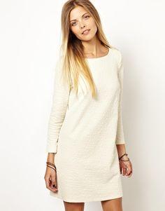 Vero Moda | Vero Moda Textured T-Shirt Dress at ASOS