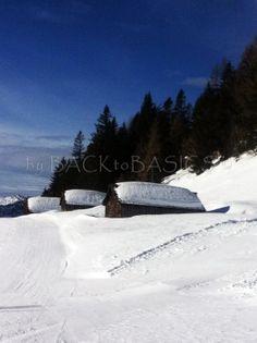Winter Landscape Fine Art Photography Austrian by BACK to BASICS, $9.00