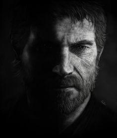 theomeganerd:    The Last of Us ~ 'Joel' by tolio-design