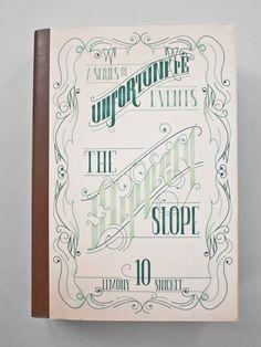 Typographic Book Covers by Sarita Loredo