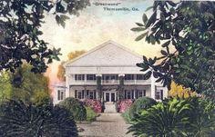 greenwood+plantation+thomasville+ga | Greenwood Plantation, Thomasville, GA | The South will Rise Again