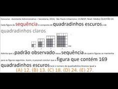 Curso Raciocínio Lógico Contagem de Figuras planas e números Teste Psicotécnico Concurso https://youtu.be/GG7PHv22qHI