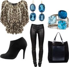 Club Wear, created by debrick on Polyvore