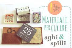 Materiali per cucire - aghi e spilli: guida all'acquisto.