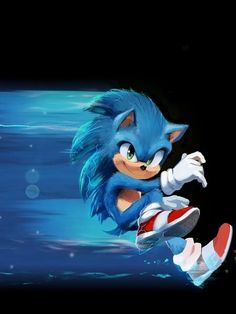 Lead animator of Sonic Mania was behind the Sonic the Hedgehog Movie redesign Tyson Hesse, the lead animator on the excellent Sonic Mania video game and the director behind… Sonic The Hedgehog, Hedgehog Movie, Hedgehog Art, Sonic The Movie, The Sonic, Fotos Do Sonic, Sonic Movie Redesign, Fullhd Wallpapers, Sonic Team