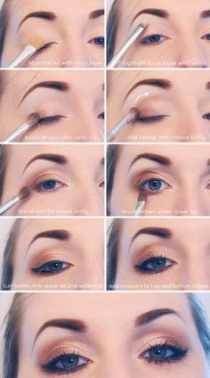 Really Cute Step By Step Smoky Eye That Fits Any Occasion
