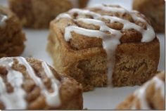 A Healthy Cinnamon Roll Recipe Guaranteed to Make You Come Back for More