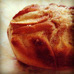 Apple tea cake x