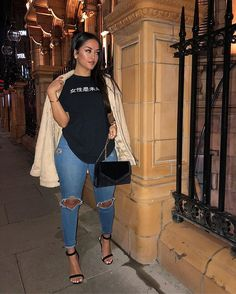 Trendy Winter Outfits To Help To Level Up Your Winter Style - Wass Sell - Source by akitoalxyh juvenil femenina moda bajitas Bild Outfits, Moda Outfits, Chic Outfits, Trendy Outfits, Fashion Outfits, Jeans Fashion, Fashion Hats, Hijab Fashion, Korean Fashion