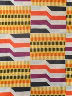 African Kente Design