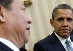 8-Jun-2013 6:44 - OBAMA EN XI BEGINNEN GESPREKKEN. In Californië zijn de Amerikaanse president Obama en de Chinese president Xi Jinping begonnen aan hun tweedaagse ontmoeting. Hoog op de agenda staan de cyberaanvallen vanuit China en de situatie rond Noord-Korea. Het is de eerste keer dat de twee leiders elkaar ontmoeten sinds Xi Jinping in maart president werd. Ze zullen onder vier ogen met elkaar spreken en later op de avond samen dineren. Ook morgen zullen de twee nog met elkaar...