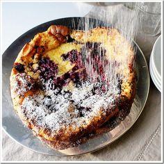 Lecker Kuchen.
