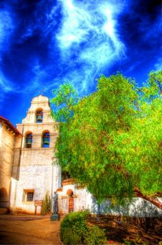Mission San Juan Bautista  11x14 by CRPhotography73 on Etsy, $25.00