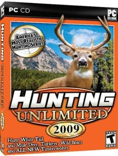 Hunting Unlimited 2009 #gameuniverse #videogames #gamer #xbox #nintendo #playstation