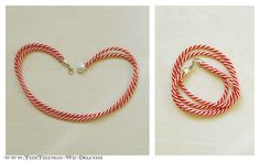 DIY Rope Wrap Bracelet