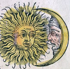 Image result for alchemy sun and moon