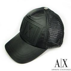 armani exchange hats for men  b39585dd0e88
