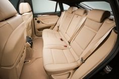 bmw suv seating capacity
