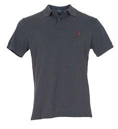Polo Ralph Lauren Mens Classic Fit Polo Shirt Size L in G... http://www.amazon.com/dp/B01G9MZZIE/ref=cm_sw_r_pi_dp_Vpwsxb0SMG0K1