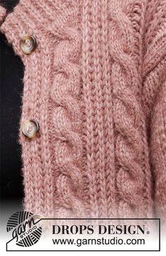 Free Aran Knitting Patterns, Knitting Charts, Knitting Stitches, Knit Patterns, Free Knitting, Crochet Scarves, Knit Crochet, Crochet Diagram, Knit Picks