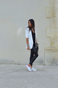 blog mode pantalon similicuir zara