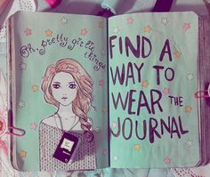 Wreck this journal | wear the journal