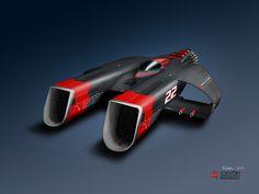 Manta Racer by digital-passion-com