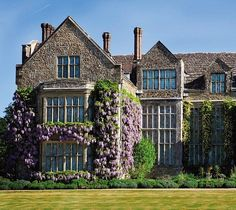 Parham House & Gardens, Pulborough, West Sussex, England