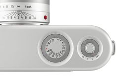 Leica M Limited Edition / Jonathan Ive & Marc Newson