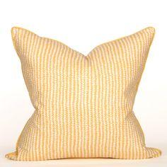 South Beach Collection Kelpline Pillow / Margarita