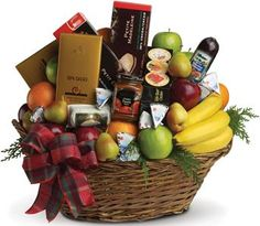 Unique Gourmet Custom Gift Baskets | Corporate Gift Baskets