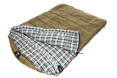 Grizzly by Black Pine 2 Person 0 Degree F Ripstop Sleeping Bag Olive >>> To view further for this article, visit the image link.