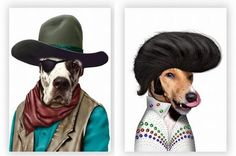 Pets and Famous People - Guess who they are!