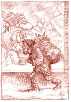 peter de seve | Sketchy Past, The Art of Peter de Sève