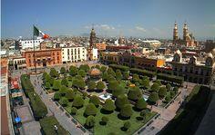Centro Histórico de León, Guanajuato