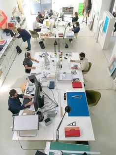 Small Office Design, Design Studio Office, Corporate Office Design, Workplace Design, Open Space Office, Office Workspace, Loft Interior Design, Commercial Interior Design, Luxury Office