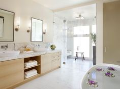 Russian Hill Residence by John Maniscalco Architecture- Shower