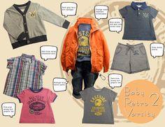 Gingersnaps Baby Retro Varsity 2 Collection #Gingersnaps #GingersnapsPh #infantboys #collection #kids # baby #fashion