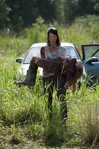 'The Walking Dead' Season 4 Episode Photos Walking Dead Girl, Walking Dead Season 4, Fear The Walking Dead, Best Tv Shows, Favorite Tv Shows, Dead Zombie, Zombie Art, Movies And Series, Tv Series