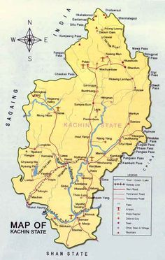 27 Best Tribal - Kachin images | Burma myanmar, Myitkyina, o Kachin State Myanmar Map on northern california state counties map, karen state myanmar map, kayin state myanmar map, northern part of united states map, mon state myanmar map, rakhine state myanmar map, chin state myanmar map,