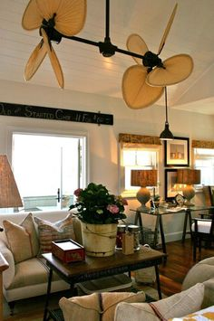 Purchasing a best ceiling fan your living room | Home Musts ...
