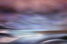 Photographic Print: Sea by Ursula Abresch : Abstract Photos, Abstract Photography, Fine Art Photography, Movement Photography, Flower Photography, Photography Ideas, Multiple Exposure, Out Of Focus, Beach Landscape