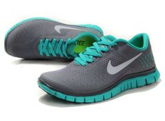 the latest 8a0da b91e0 2012 Nike Free 4.0 V2 Mens Womens Grey Turq  Grey  Womens  Sneakers Nike