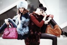 Italian Leather Handbags, Fall Winter, Collection, Totes
