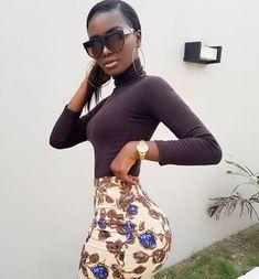 ArmanikEdu: The figure on this Nigerian female model is causin...