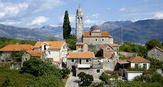 Radovići (Tivat), Montenegro