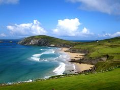 everyone says Ireland is beautiful, i cant wait to go.