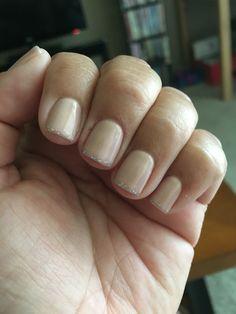 Simple but loving it! Gel polish Perfect Match #33